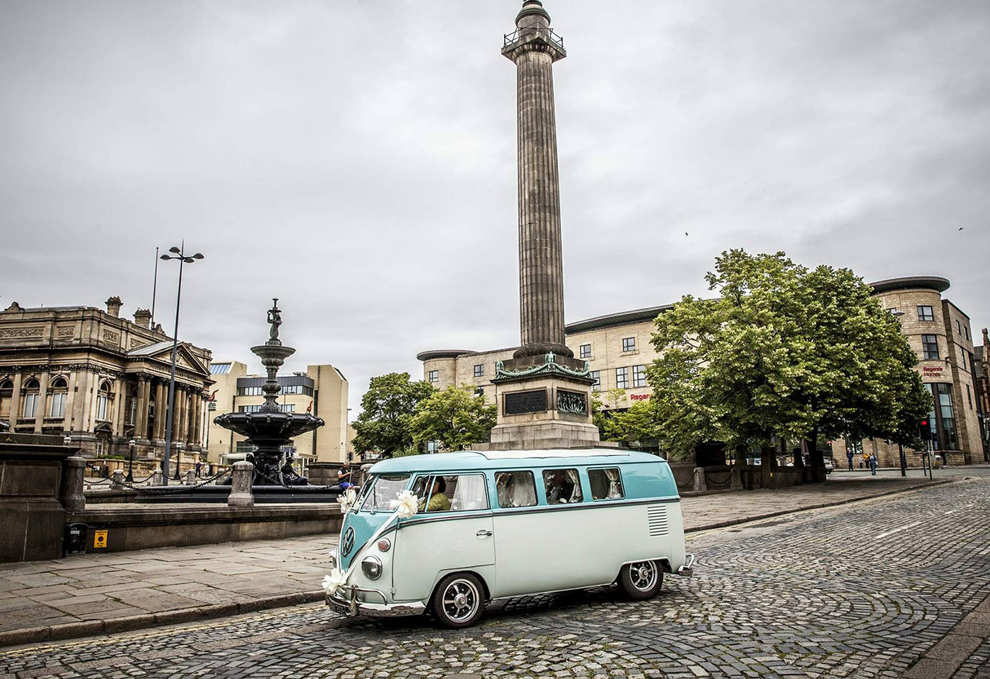 VW Campervan Hire North Wales