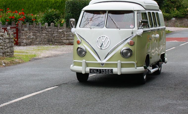 About The Vintage VW Camper Hire Co. North Wales | Get in touch
